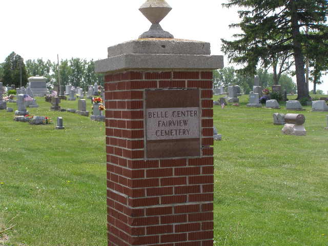 Fairview - Belle Center Cemetery