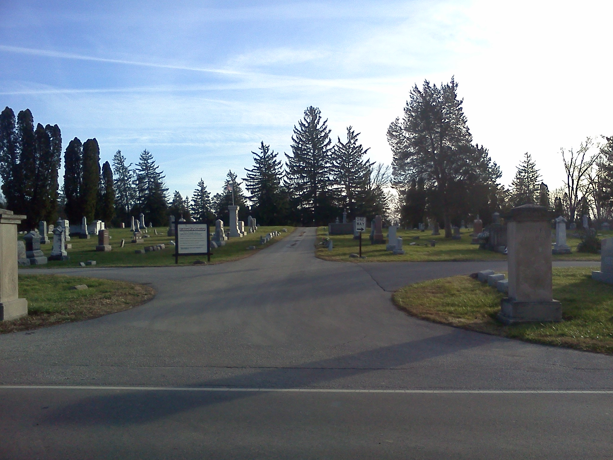 Hartford City Cemetery