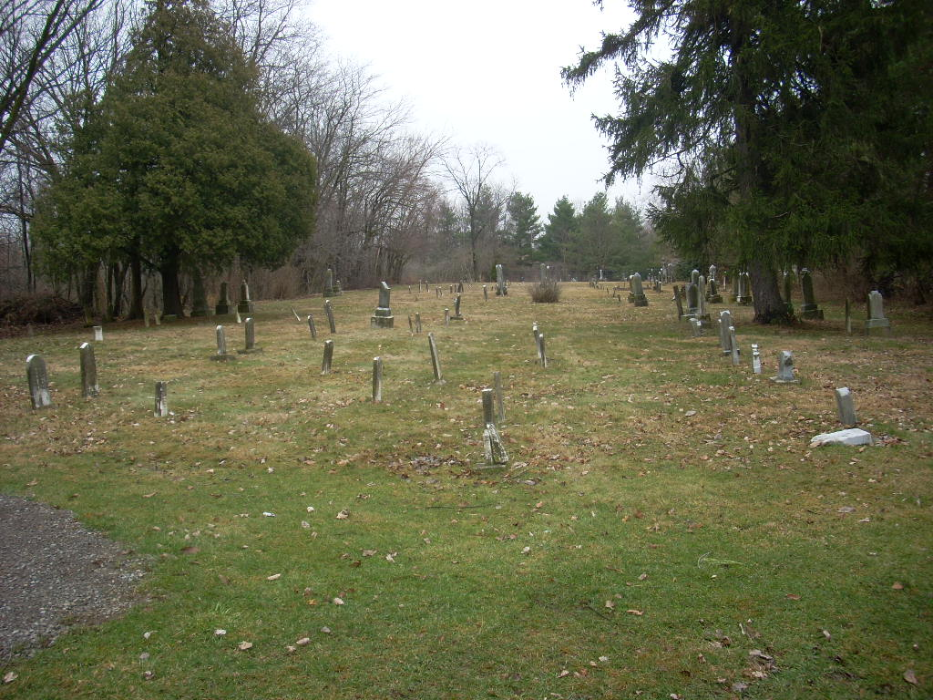 Old Mennonite Cemetery / Old Swiss Cemetery