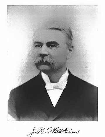 WATKINS - J. R. Watkins, Founder of Watkins Products