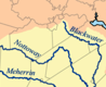 WATKINS - Boundaries of Some Virginia Counties and the Blackwater River